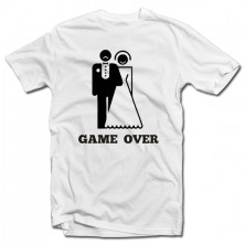 "T-krekls ""GAME OVER"""