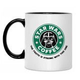 "Krūze ""Star wars coffee"""