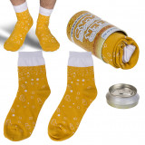 "Zeķes alus bundžā ""Beer socks"""